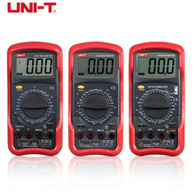 UNI-T Digital Multimeter UT51 UT52 UT53 UT54 UT55 UT56 Voltmeter Ammeter Ohmmeter Electrical Meter with LCD Display