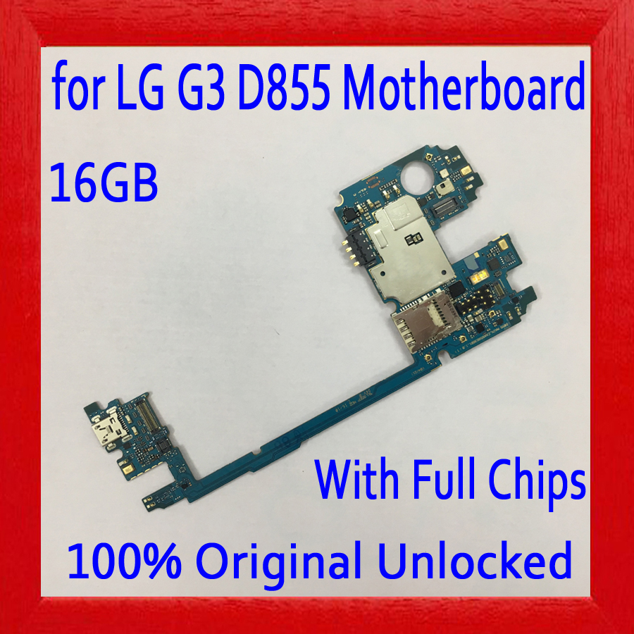 16gb with Full Chips for LG G3 D855 Motherboard,Original unlocked for LG G3 D855 Logic board,Free Shipping16gb with Full Chips for LG G3 D855 Motherboard,Original unlocked for LG G3 D855 Logic board,Free Shipping
