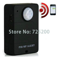Portable Mini GSM PIR Alarm Motion Dection Wireless PIR Alert Infrared GSM Alarm A9 Security Monitor