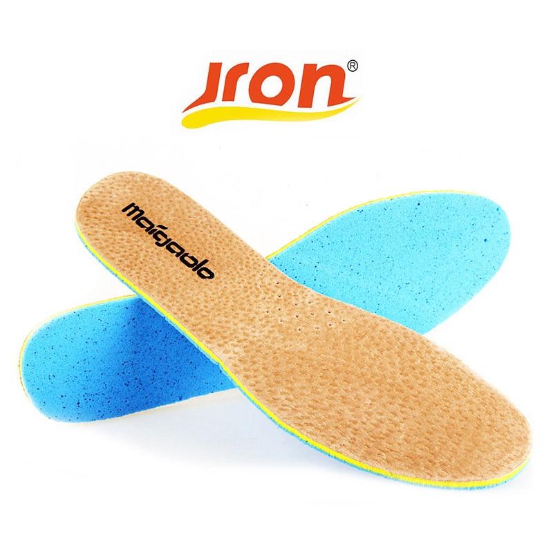 Edendamine Ehtne nahast ortopeediline sisetald meestele ja naistele jalgadele Ilu kingad padi uus unisex sisend tasuta kohaletoimetamisega
