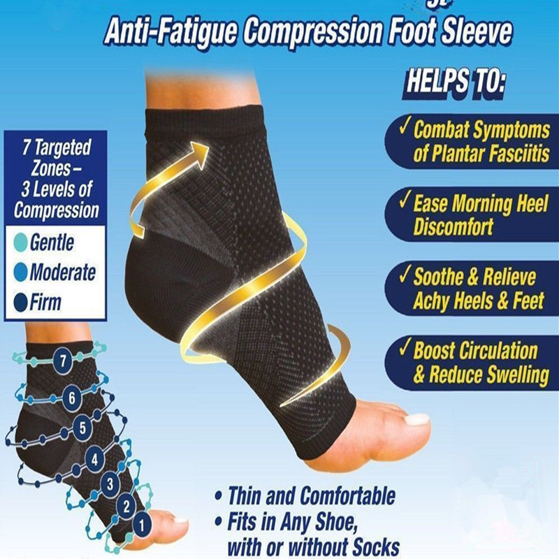 Foot angel Unisex Compression Socks