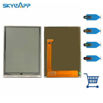 Skylarpu Original 6inch ED060SCN(LF) T1 LCD Screen For Amazon kindle 5 E-book reader lcd Display Free shipping - discount item  25% OFF Tablet Accessories