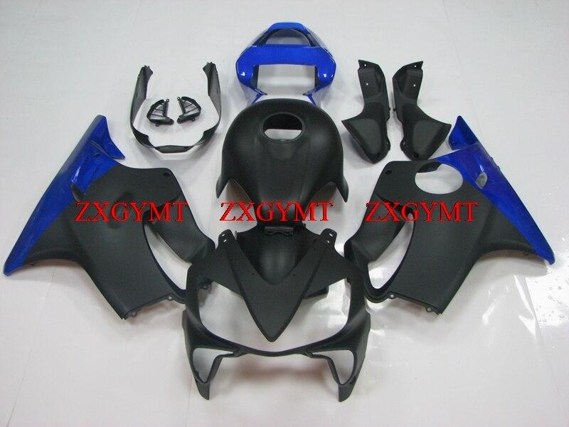 Plastic Fairings for CBR600 F4i 2001 - 2003 Bodywork for Honda Cbr600 03 Matter Black Blue Motorcycle Fairing CBR600F4i 2002Plastic Fairings for CBR600 F4i 2001 - 2003 Bodywork for Honda Cbr600 03 Matter Black Blue Motorcycle Fairing CBR600F4i 2002
