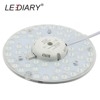 Super Bright 2D Replaceable LED Light Source For European Ceiling Kitchen Lamp 24W 220V With Magnet