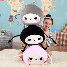 Creative Cartoon Lovely Doll PP Cotton Stuffed Plush Toy Soft Plush Pillow Children Birthday Gift стоимость