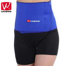 Waist-Trainer Camewin-Brand Fitness-Belt Adjustable for Men Woman 1pcs Plus-Size