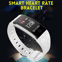ARYAGO S2 Sport Smart Band Wrist Bracelet Wristband Heart Rate Monitor IP67 Waterproof Bluetooth Smartband For