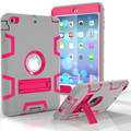 Kids Safe Armor Shockproof Heavy Duty Silicone Hard Case Cover for apple ipad Mini 1 2 3 Retina