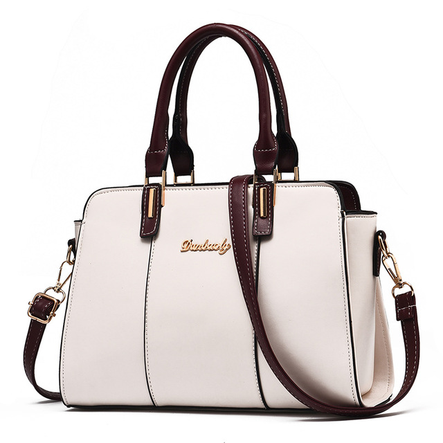 c6be8676ab New Luxury Design Women Handbag Female Fashion Tote Ladies Handbags High  Quality Artificial Leather Office Zipper