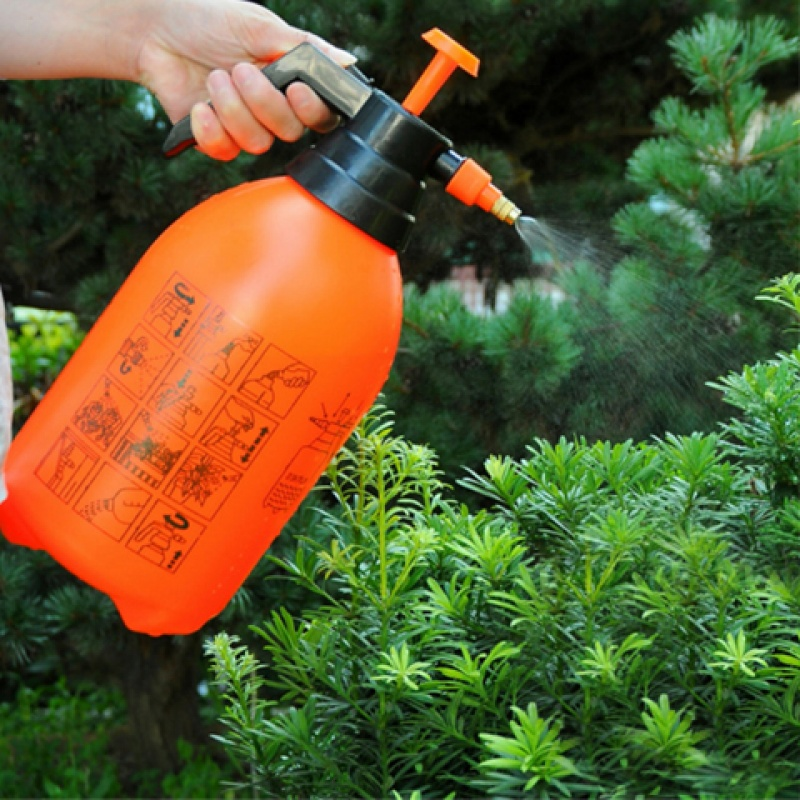 Christmas Tree Sprayer.Us 3 55 3l 2l Large Watering Can Watering Flower Sprayer Pneumatic Gardening Home Watering Kettle Watering Spray Bottle Hydro Garden In Water Cans
