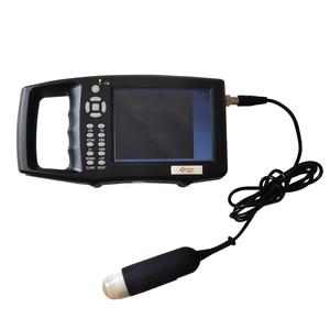 5.6-дюймовый TFT цветной экран портативная ультразвуковая машина для животных прибор для теста на беременность ультразвуковой детектор Y