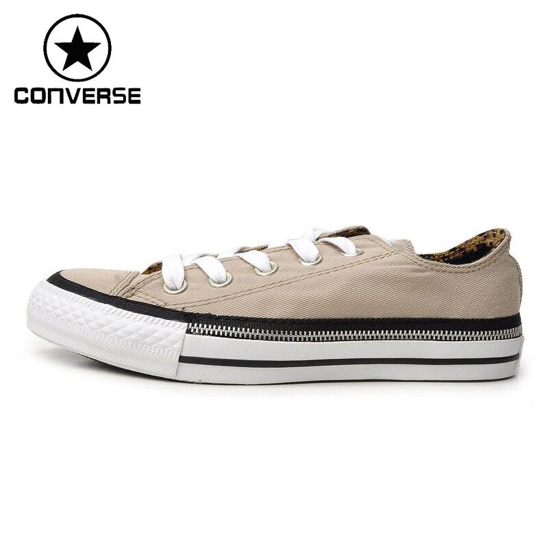 Оригинальные Converse унисекс Обувь для скейтбординга холст Спортивная обувь