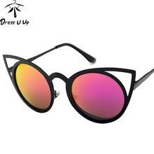 DRESSUUP Vendimia gafas de Sol Mujeres Diseñador de la Marca de Revestimiento Gafas de Sol Mujer gafas De Sol Oculos Feminino Lentes Mujer