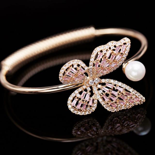 Open Bangle Bracelet Sweety...