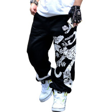 2020 New Spring Street Cotton Sweatpants Men Hip Hop Printing Designer Jogger Pants Men