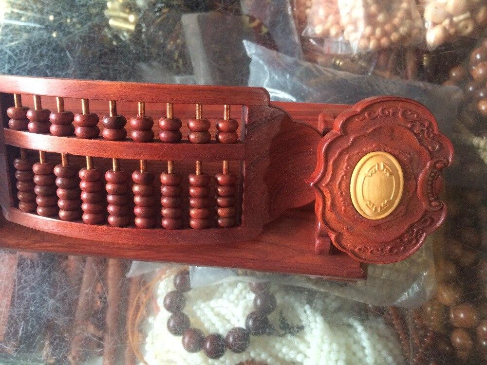 Geschenken interieur kantoor decoratie gunstige abacus hout