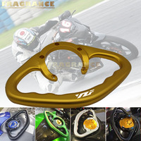 FOR YAMAHA YZF R1 YZF R6 YZF R25 YZF R3 YZF R1 R6 R3 R25 Motorcycle Passenger Handgrips Hand Grip Tank Grab Bar Handle Armrest