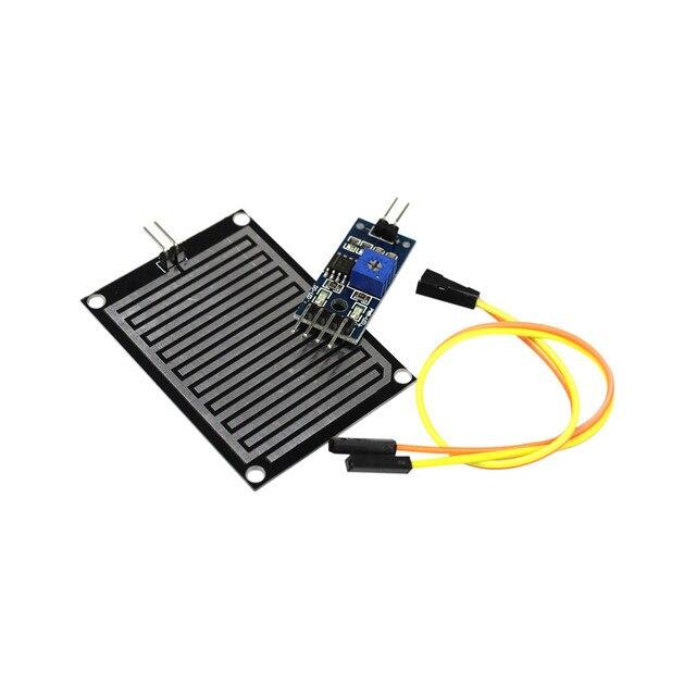 Датчик дождя капли воды модуль обнаружения для arduino DIY KIT