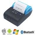 VOXLINK Переносной IOS Android Мобильные Принтеры, 58 мм Bluetooth Термопринтер Для Iphone 7 6 s 5S Samsung, windows