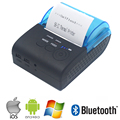 VOXLINK Protable IOS Android Mobile Printers, 58mm Bluetooth Thermal  Receipt printer For Iphone 7 6s 5s Samsung,windows
