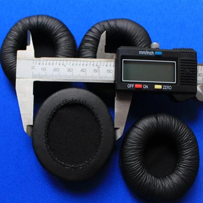 Linhuipad 10 stks 6 cm zacht leer oorkussens spons hoofdtelefoon pads - Draagbare audio en video - Foto 6