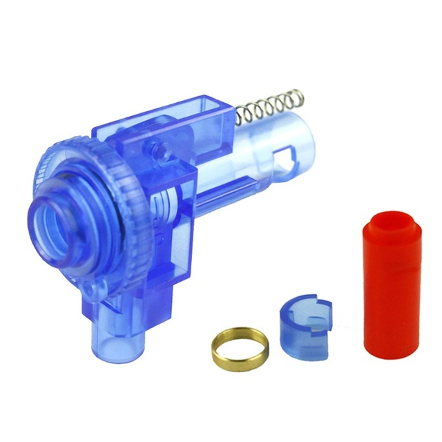 US $11 17 20% OFF|New style Airsoft Hop Up Chamber Set For Airsoft M4 AEG  Series Marui,Dboys, JG, G&P Hunting Accessories -in Hunting Gun Accessories