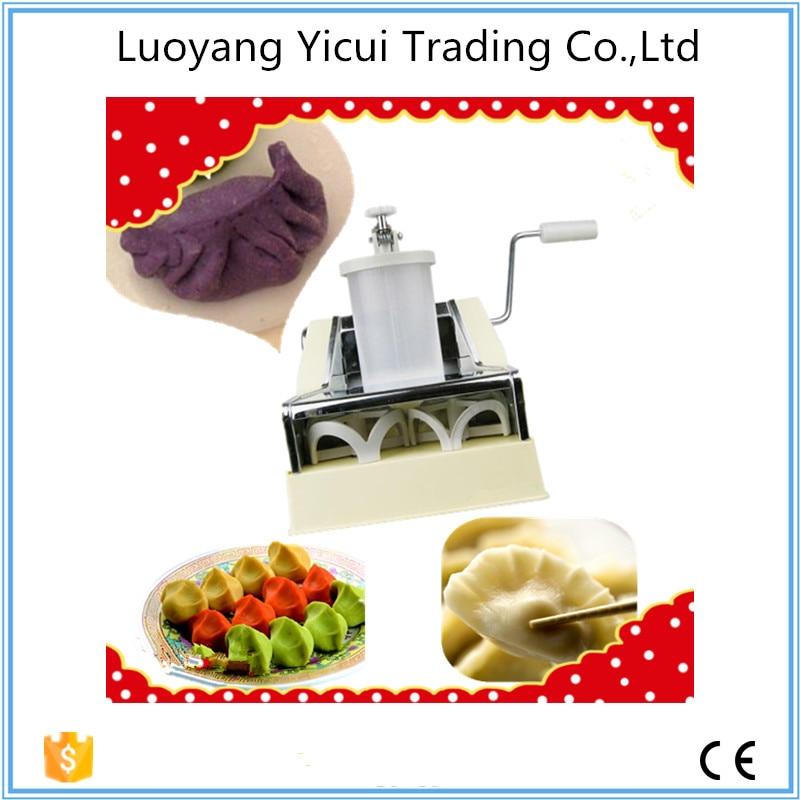 Free shipping Hot sell manual household dumpling machine price