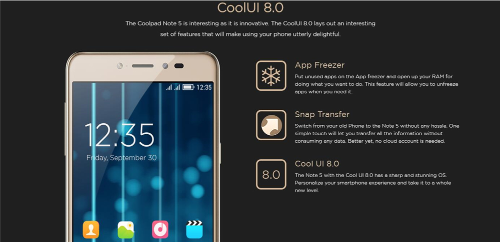 T Mobile Coolpad Snap