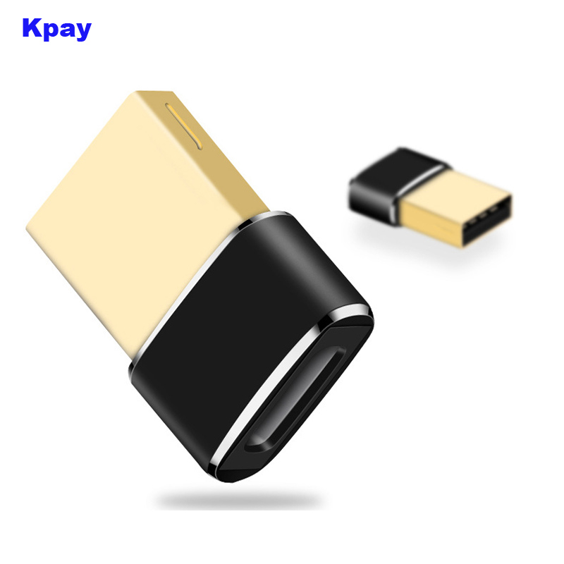 USB Type C Type-C Female To USB  Type-A Male Converter Adapter  For Macbook Nexus 5X 6P Oneplus 2 3 PC Charge Sync