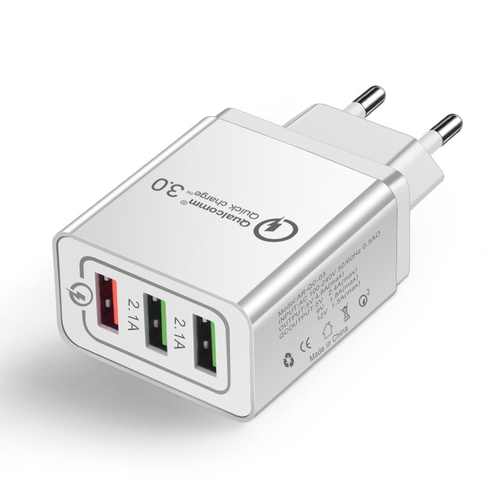 HTB1Wl Ma5zxK1RjSspjq6AS.pXaY - Universal 18 W USB Quick charge 3.0 5V 3A