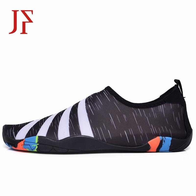 JF mens casual shoes summer water beach upstream Aqua quick-drying