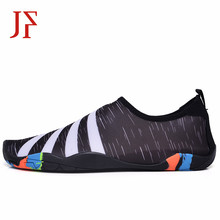 JF mens casual shoes summer water beach upstream Aqua quick-drying