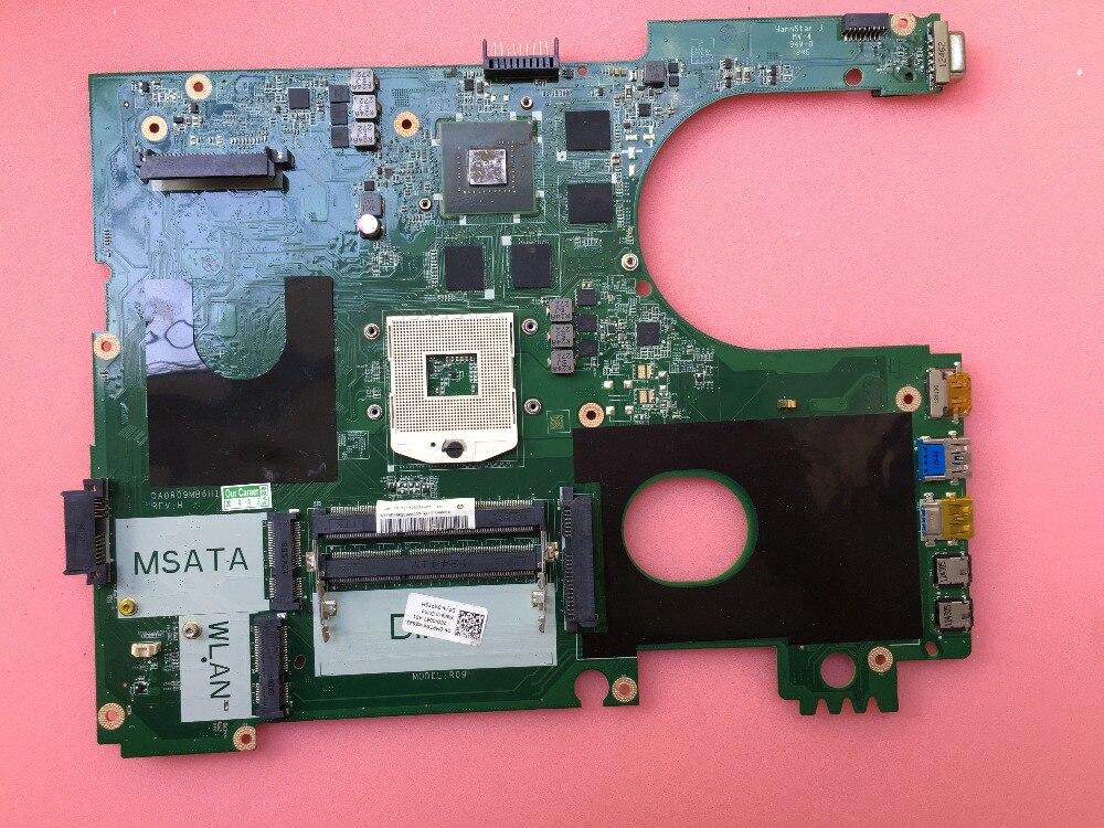 MPT5M fit pour 17R 7720 mère d'ordinateur portable 3D connecteur 2 GB CN-0MPT5M testé