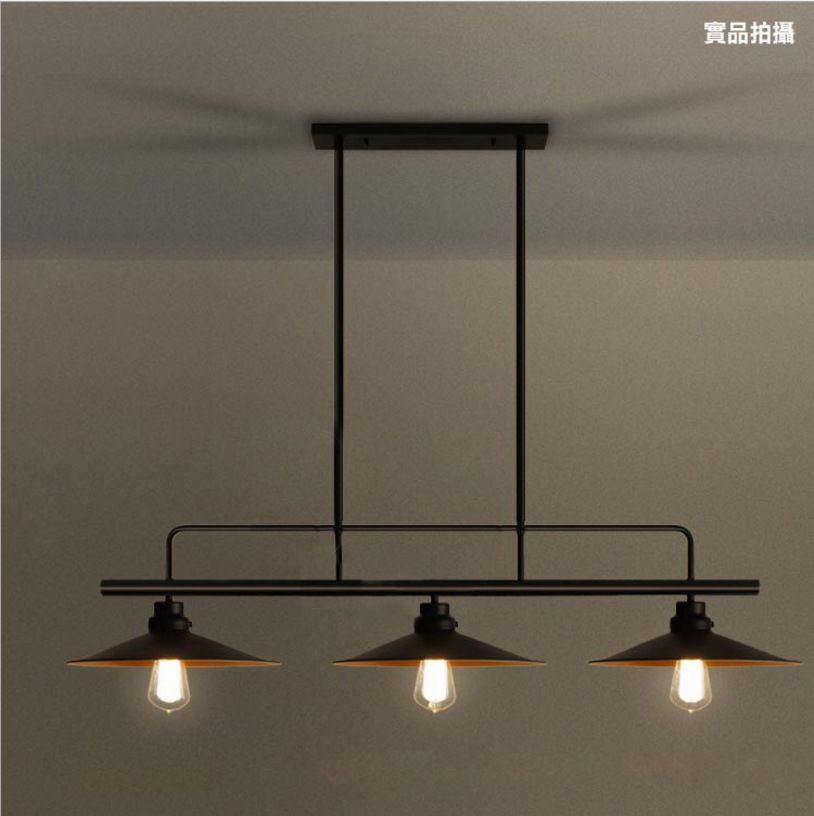 3 Heads Lightings Retro Iron Pulley Pendant Lights Loft American Vintage Industrial Antique Edison kitchen Pendant Lamps ZDD01103 Heads Lightings Retro Iron Pulley Pendant Lights Loft American Vintage Industrial Antique Edison kitchen Pendant Lamps ZDD0110