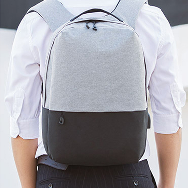 USB Men Laptop Backpacks Anti Armor Waterproof Male Notebook USB Backpack Men's Business Large Bag Rugzak