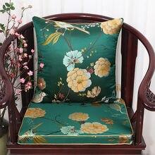 Роскошная Толстая Подушка для сиденья дивана подушка поясницы