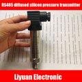 RS485 Преобразователь Давления/стандартный ПРОТОКОЛ MODBUS RTU датчик давления/нержавеющая сталь рассеянный кремниевый датчик давления