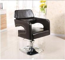 Barber's Chair  Salon Hairdressing Chair Factory Outlet Barber Chair Salon Swivel Chair gold euramerican style design hairdressing chair barber chair