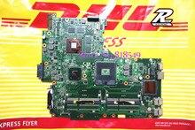 Neue für asus modell n53sv rev 2,2 gt540m 2 gb netebook motherboard mit 2 speicher slot 100% prüfte ok qualität