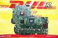 Novo para asus modelo n53sv rev 2.2 gt540m motherboard com 2 slot de memória de 2 gb netebook 100% testado ok alta qualidade