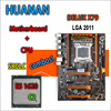 HUANAN Golden Deluxe Version X79 Gaming Motherboard For Intel LGA 2011 ATX Combos E5 1620 C2