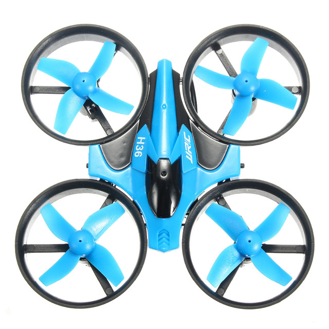 JJR/C JJRC H36 Mini Quadcopter 2.4G 4CH 6-Axis Speed 3D Flip Headless Mode RC Drone Toy Gift Present RTF VS Eachine E010 H8 Mini 3