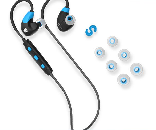 2017 Newest MEE Audio X7 Stereo Bluetooth Wireless Sports Running In-Ear HD Headphones With Mic Calls Control Earphone Headset