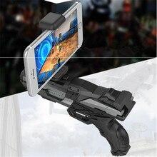 Neue AR-Waffen G9 echte mobile Spiele Augmented Reality intelligente Geschenk Dekompression Spielzeug AR Griffe heiße AR Spiel Waffen Kinder Spielzeug