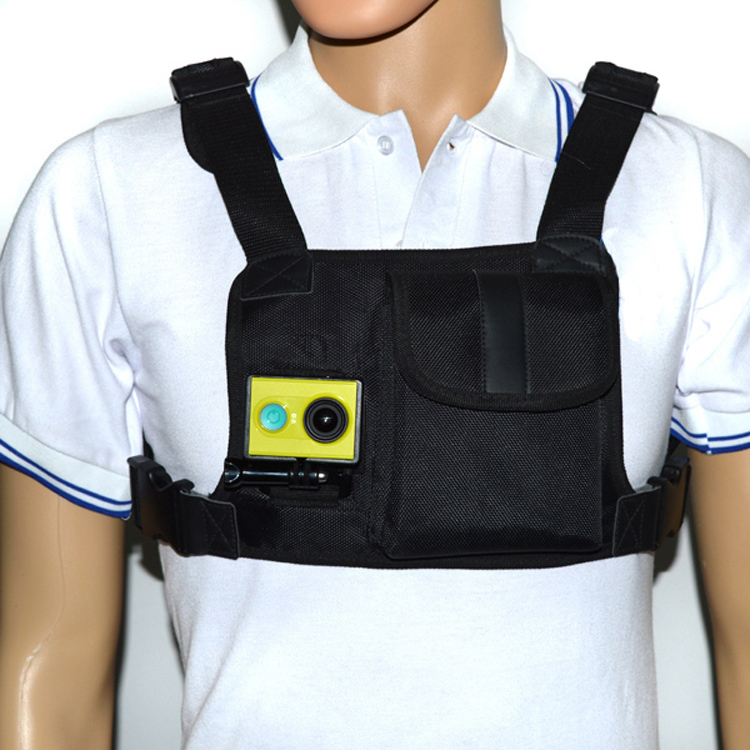 Multi Functional Gopro Chest Strap Body Harness For Go Pro