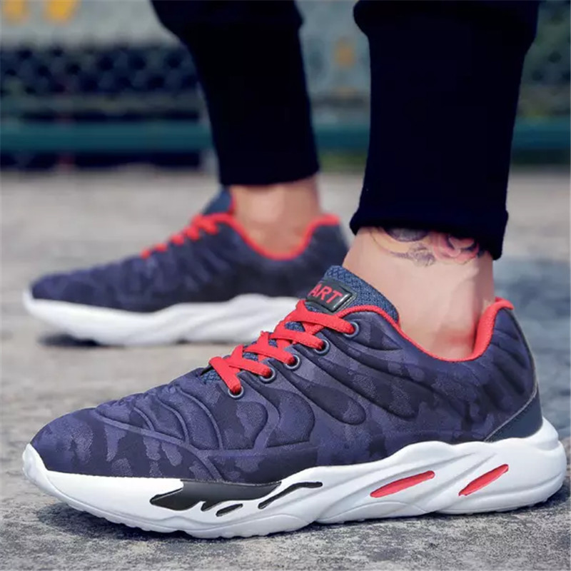 size 36-45 Men Sneaker woman Running Shoes Sneakers Breathable Sports Shoes Jogging Footwear Walking Athletics Shoes 2018 new