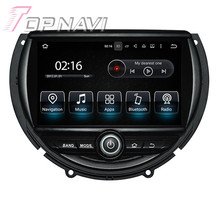 7inch Quad Core Android 5.1.1 Car Radio Stereo Video Player For Mini (2014-) Original car without screen With Multimedia DVD GPS