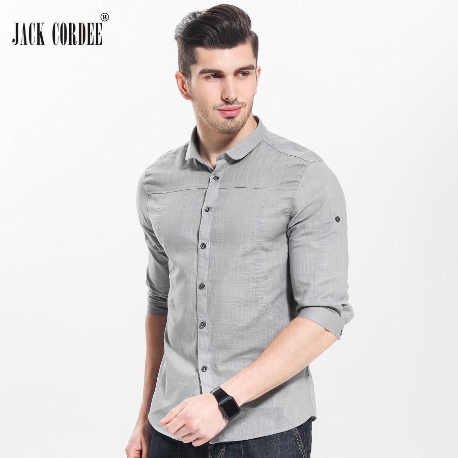 JACK CORDEE Mens Fashion 2017 Summer Three Quarter Solid ...