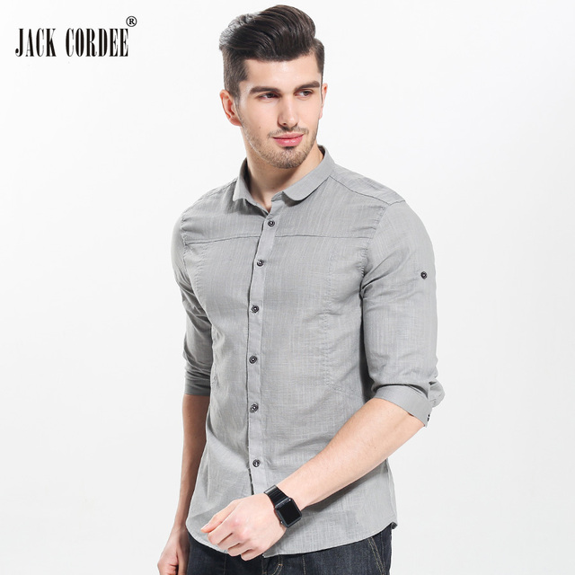 Aliexpress.com : Buy JACK CORDEE Mens Fashion 2017 Summer Three ...