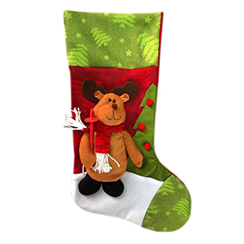 Popular Fabric Christmas Stocking Buy Cheap Fabric